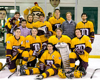 2017 De Smet Varsity Hockey Senior Night