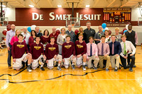 De Smet Basketball 2016/17