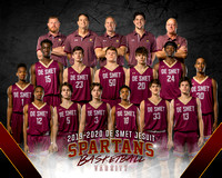 De Smet Basketball 2019/20